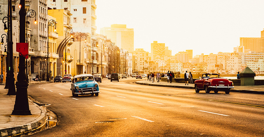 Cuba travel destination advice.