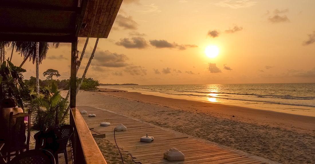 Equatorial Guinea has a wide variety of beaches to explore.