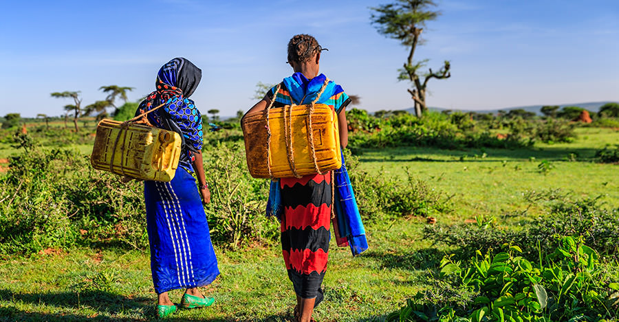 On the Horn of Africa, Ethiopia provides a wide variety of attractions.