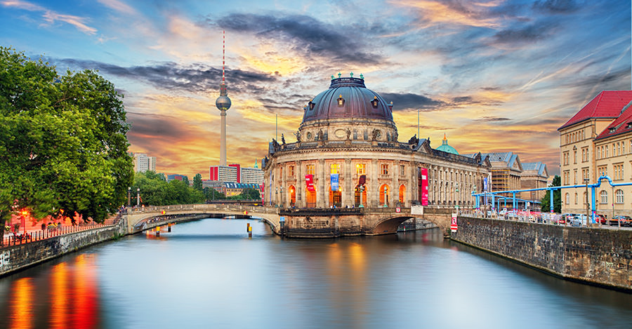 Germany's country and urban areas are must-sees.
