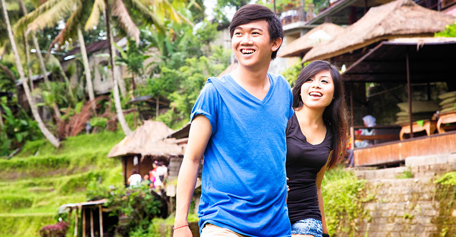 Indonesia has a wide variety of experiences to offer travellers.