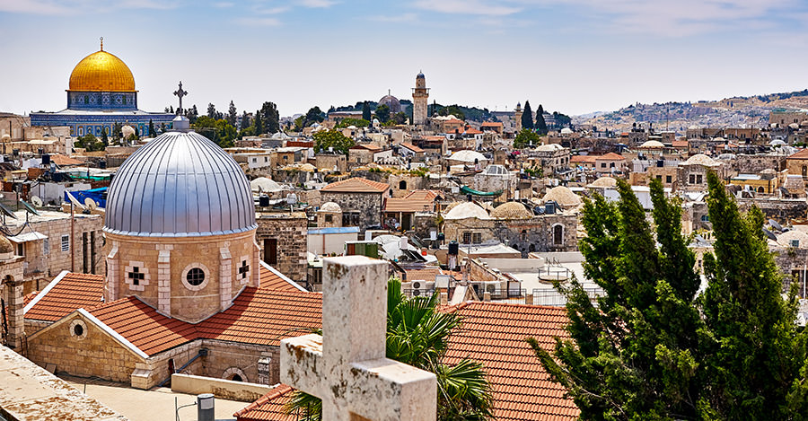 Jerusalem and other holy sites are popular destinations with many travellers.