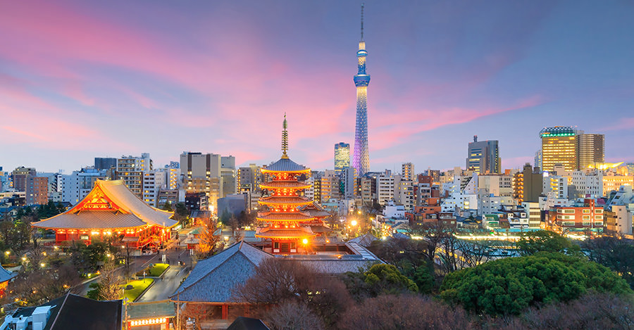 Japan's history and culture have changed the world. Make sure you travel safely with Passport Health's premiere travel vaccination services.