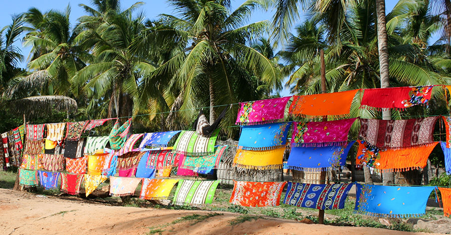 Mozambique offers a wide variety of travel options for visitors.