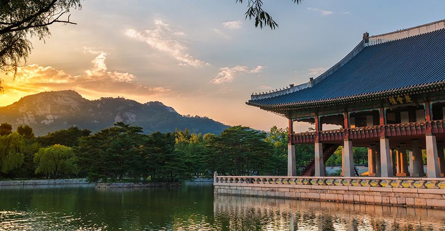 Vaccine advice for South Korea.