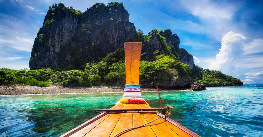 Thailand travel destination advice.