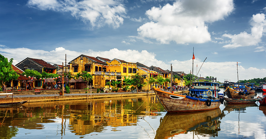 Vietnam's industry, cities and culture are world-renowned.