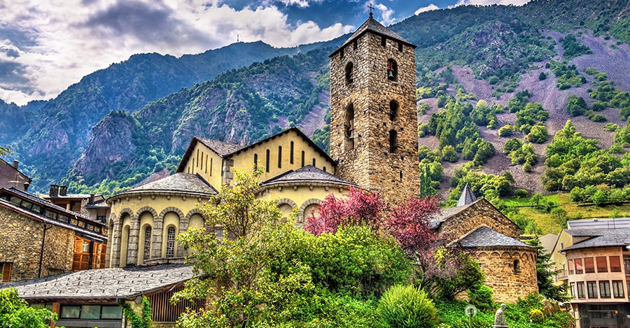 In the heart of Spain, Andorra is a must visit.