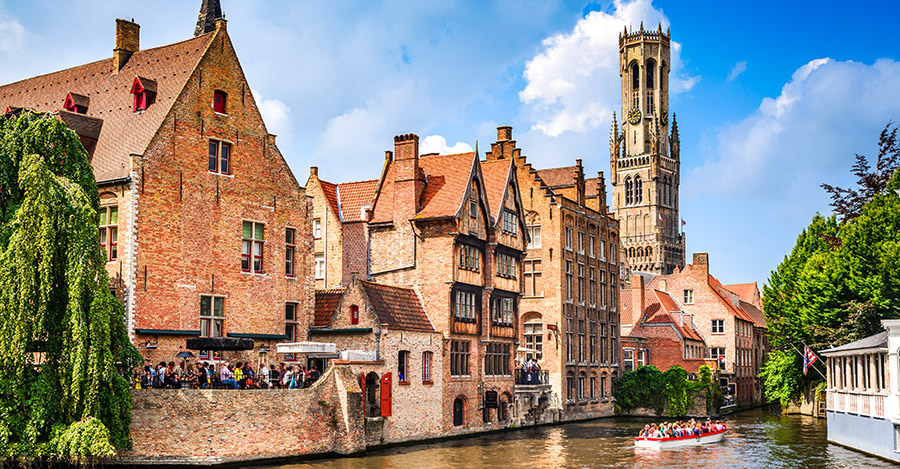 Filled with history and culture, Belgium is a popular destination.
