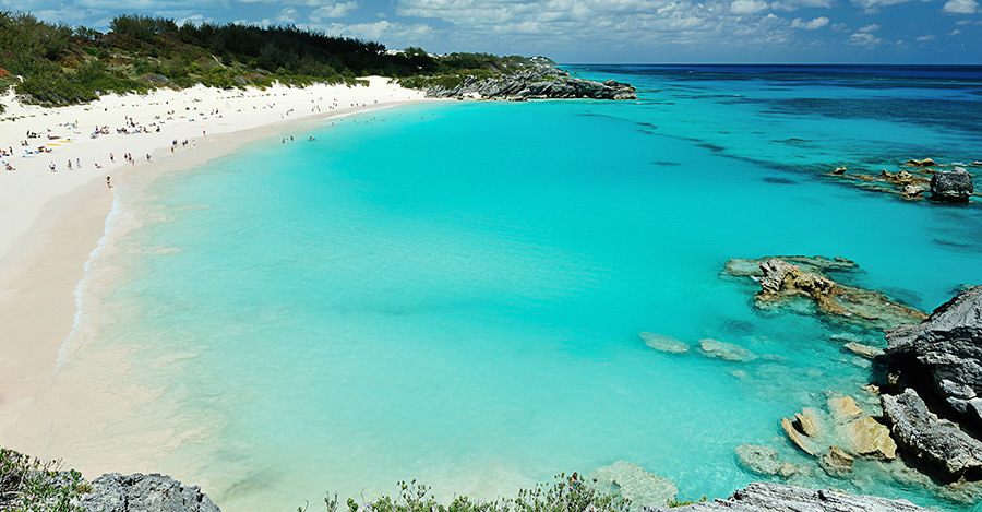 Bermuda's beaches and resorts are a fantastic reason to visit the country.