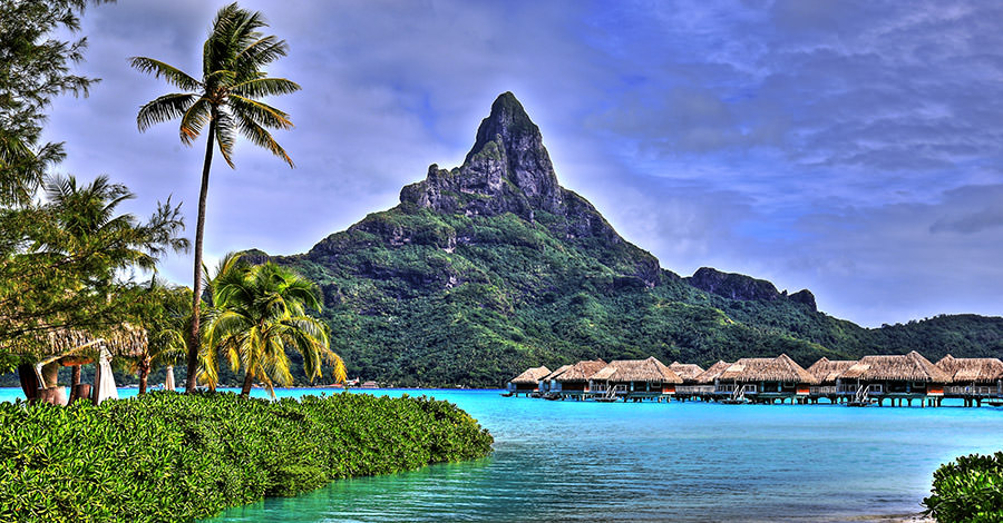 Bora Bora's beaches and people are just one great reason to visit the country. Make sure you receive travel vaccines before your trip.
