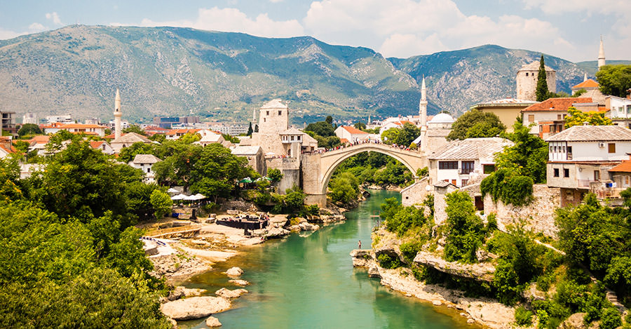 Despite it's history, Bosnia has much to explore.
