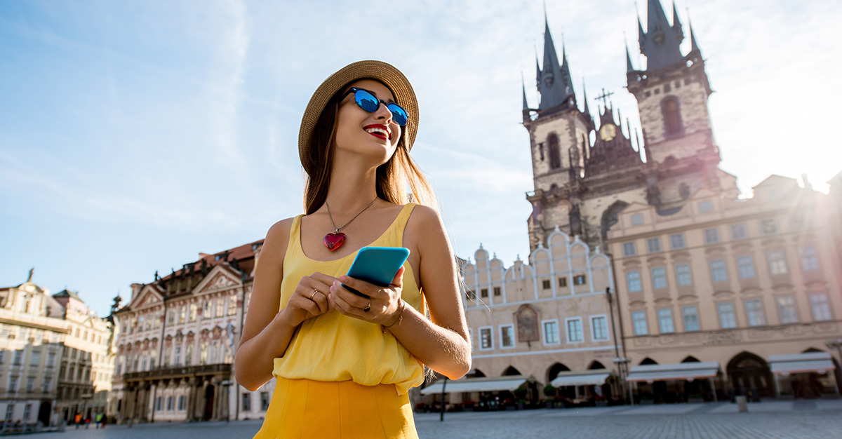 Previously the Czech Republic, this destination has so much to see.