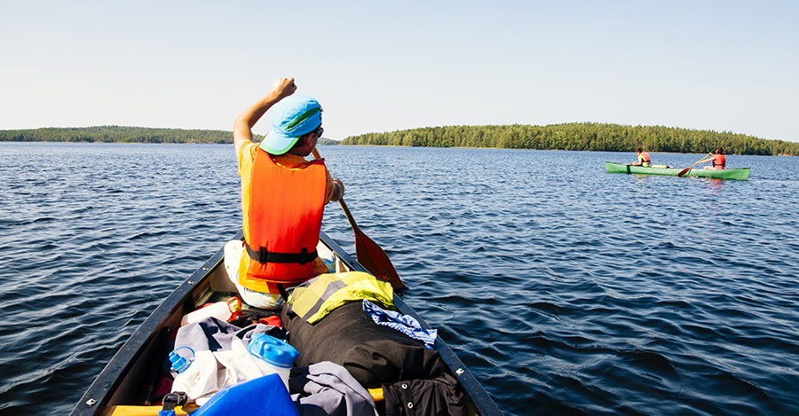 With so many outdoor activities, Finland is a must visit.