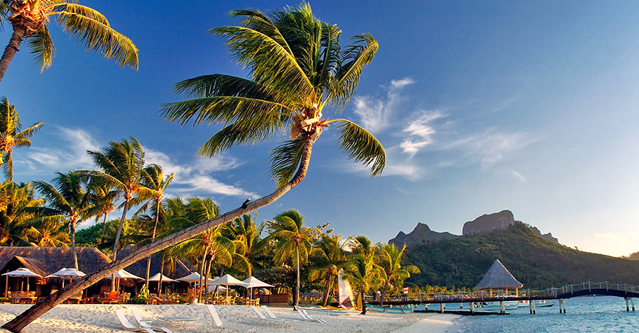French Polynesia's beaches and various islands are just one great reason to visit the country. Make sure you receive travel vaccines before your trip.