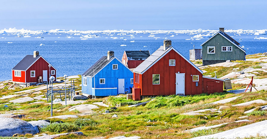 Cold shores and wonderful people make Greenland a must visit destination.