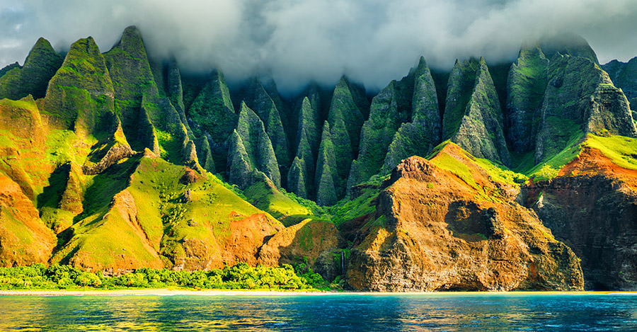 Hawaii's history and shores make it a must visit destination.