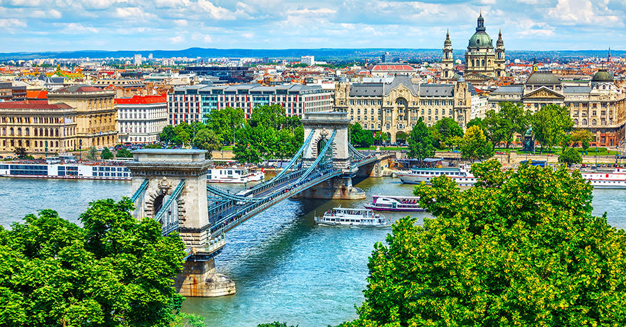 With so much history and culture, Hungary is a top destination.