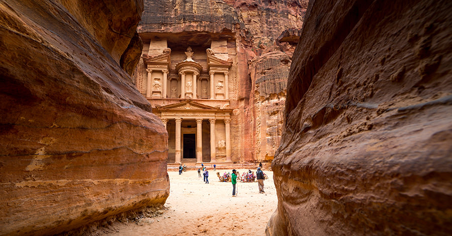Ancient history to modern marvels, Jordan is a major hotspot for travel.