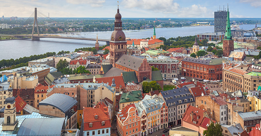 In the heart of Eastern Europe, Latvia is a fantastic place to visit.