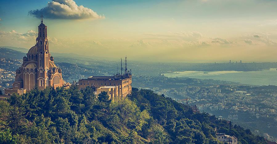 Lebanon is a beautiful ancient destination.