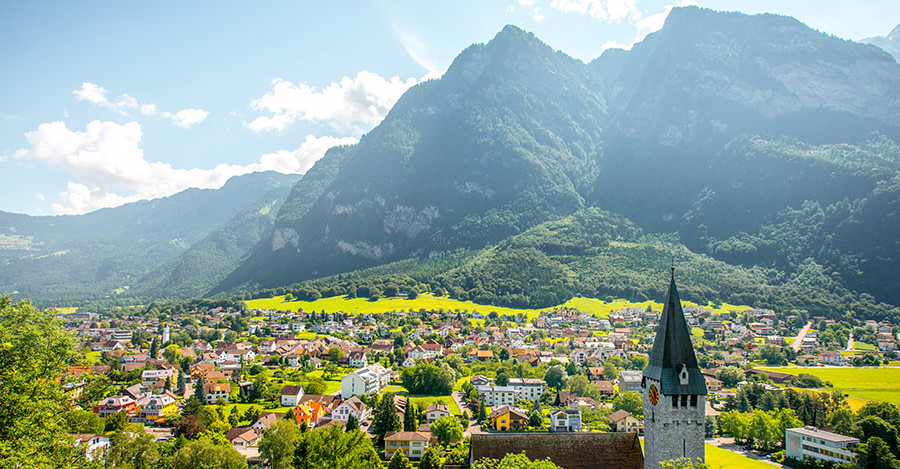 A beautiful European destination, Liechtenstein is popular with many travellers.