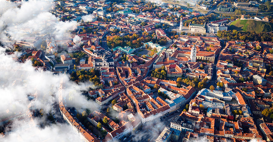 Lithuania is a great destination in Europe.