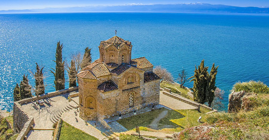 With history and amazing views, Macedonia is a great destination.