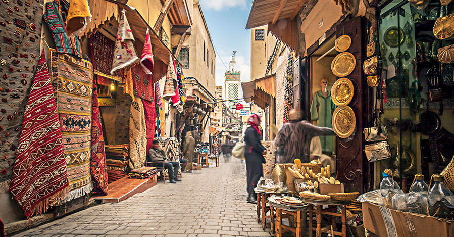 Morocco is a great destination for all types of travellers.