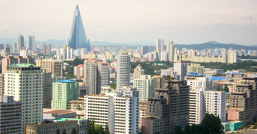 A secretive yet interesting place, North Korea is popular with some travellers.