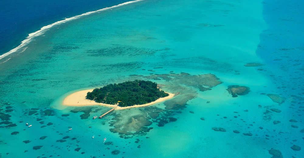 The Northern Mariana's are a great location to visit.