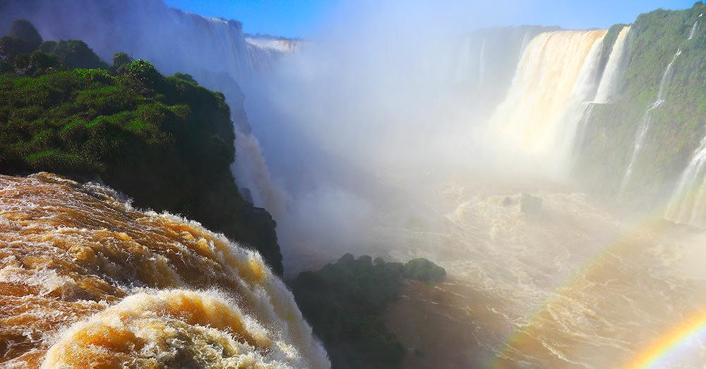 Paraguay travel destination advice.