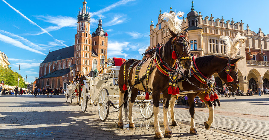 A historical center in Europe, Poland is a great destination.