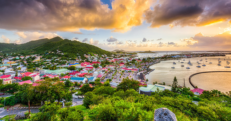 Saint Martin provides two awesome destinations in one. Prepare yourself with a travel vaccines visit to your local Passport Health.