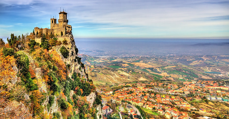 Despite being a small destination, San Marino has much to offer.