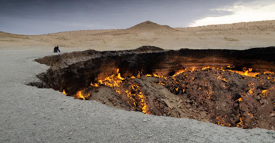 A fantastic destination, make sure you're prepared for your Turkmenistan trip.