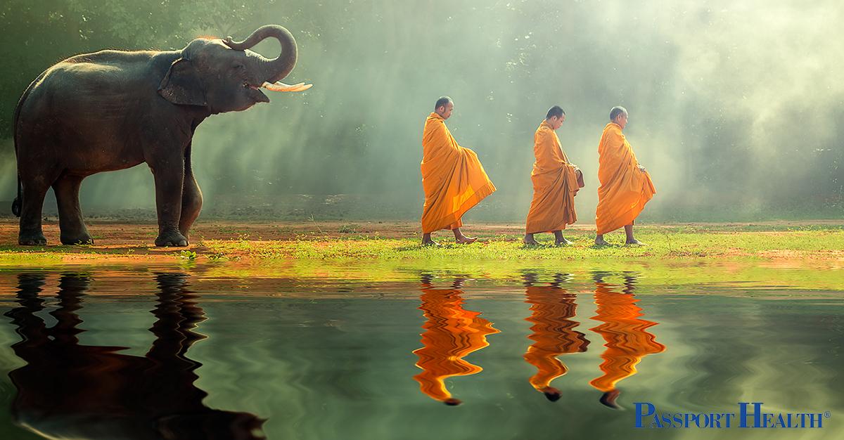 7 destinos que visitar en Tailandia