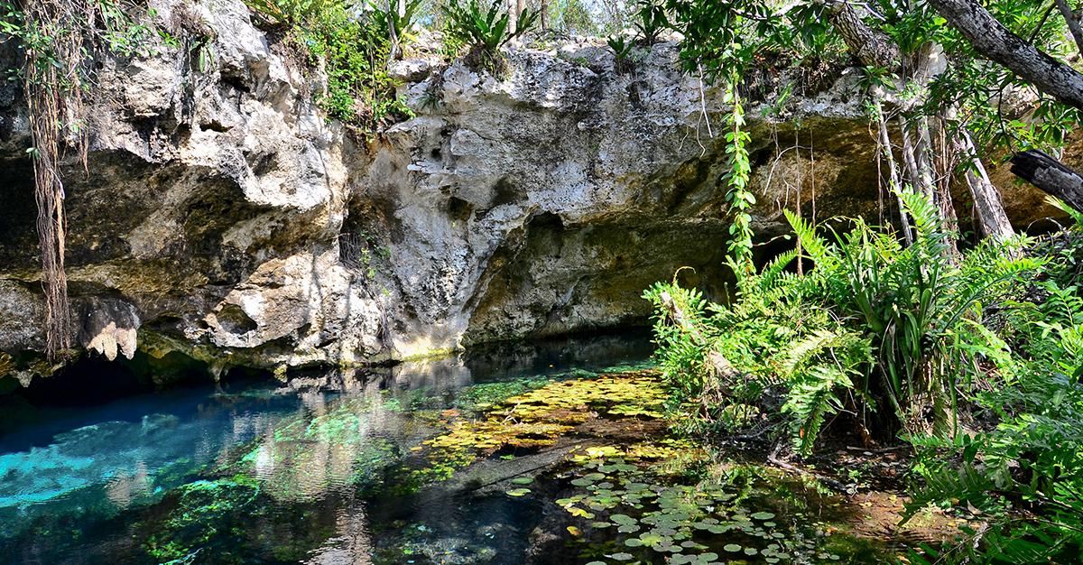Road trip Maya