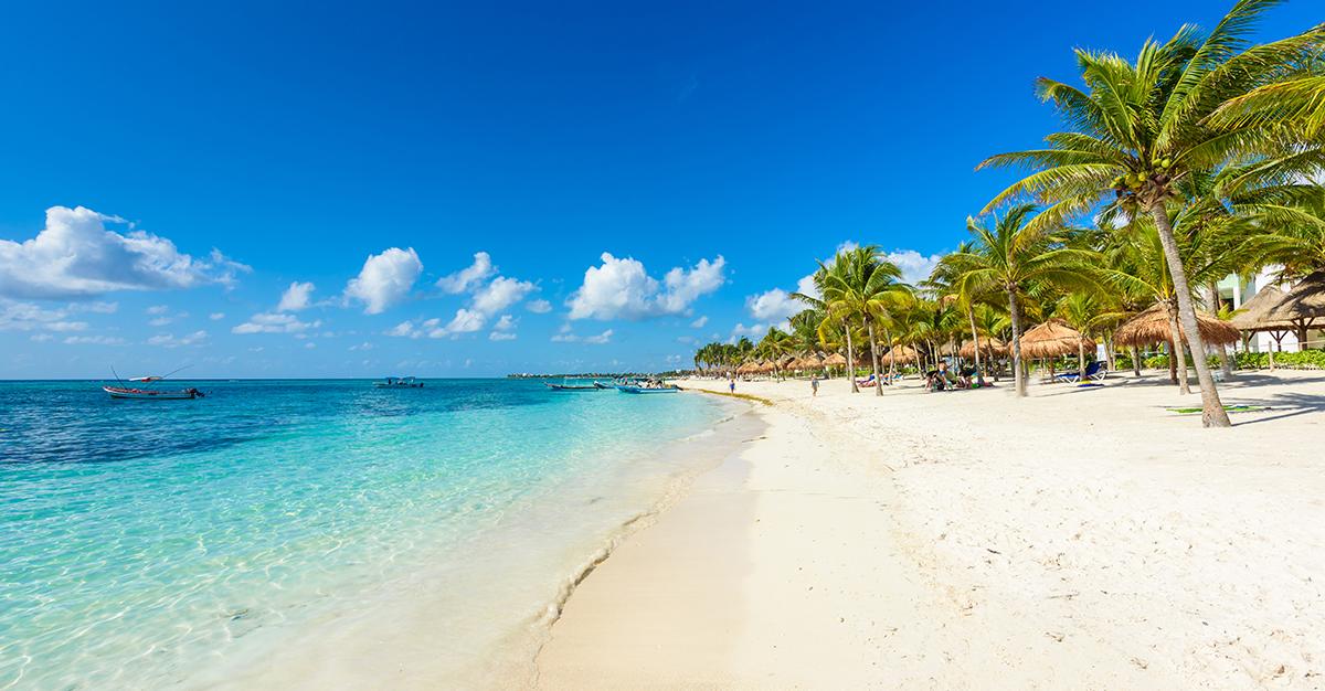 Punta Maroma, Quintana Roo