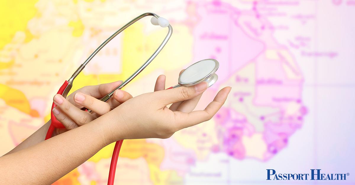 Consejos de salud para viajeros