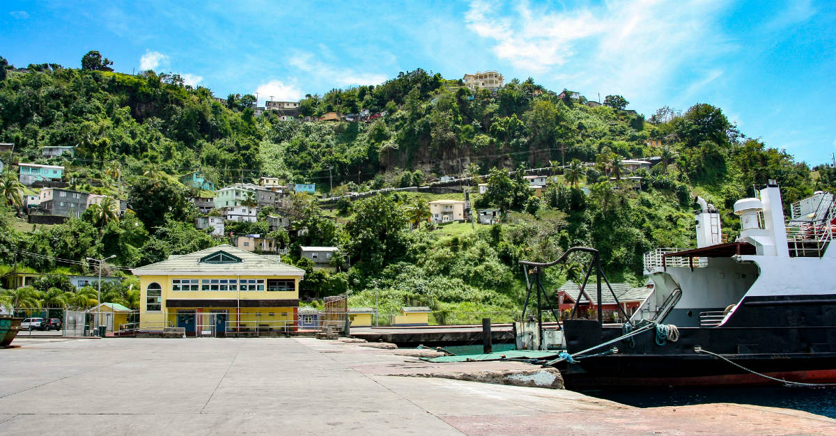 History is easy to find along St. Vincent and the Grenadines' small islands.