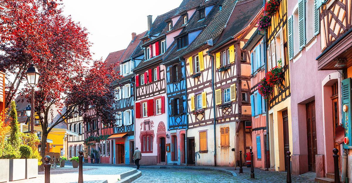 10 Pueblos de cuento en Europa