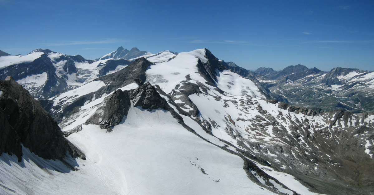 Even in the Northern Hemisphere, Austria stays fairly cold in the summer.