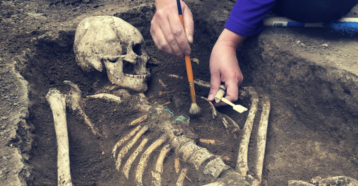An archeological study shows hepatitis B is much older than we thought.