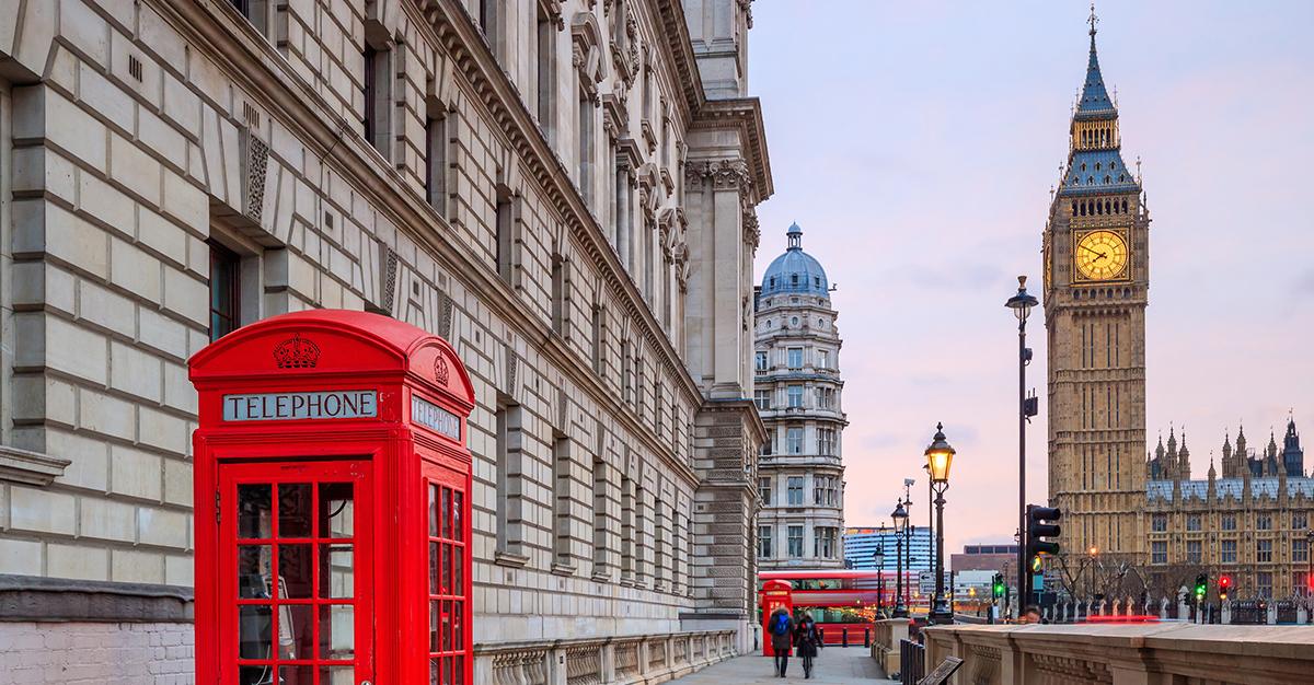 Octubre – Londres, Reino Unido