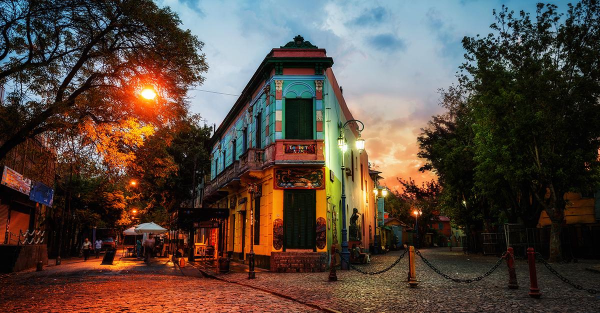 Agosto – Buenos Aires, Argentina