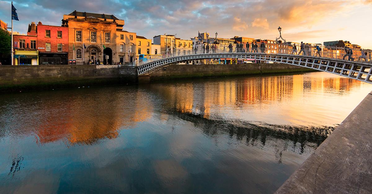 Septiembre – Dublín, Irlanda