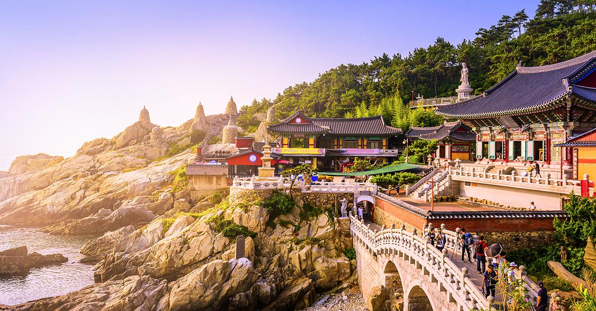 Cosas que hacer en Corea del Sur