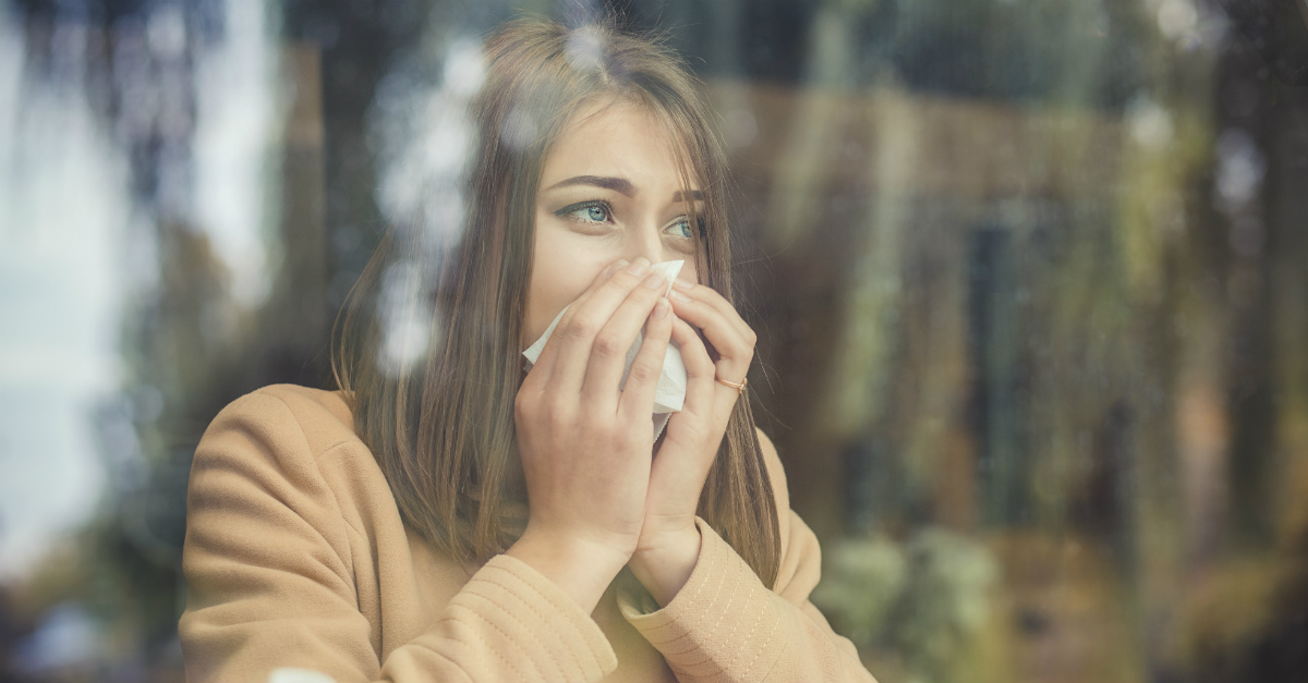 Despite previous beliefs, high humidity won't prevent spreading the flu.