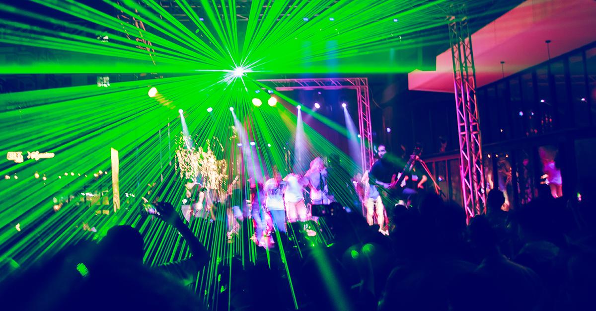 De fiesta en Bangkok